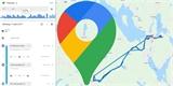 """Mapy Google (už zase) některým uživatelům """"ztratily"""" data o historii jejich polohy"""