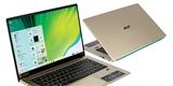"""Vyměníte 2mm tloušťky za vyšší výkon? Test 14"""" notebooku Acer Swift 3X"""
