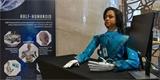 Indie představila beznohého humanoidního robota. Chce ho poslat do vesmíru