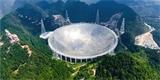 Nový čínský radioteleskop by mohl detekovat mimozemské samoreplikující se sondy