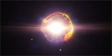Vzácná exploze: Astronomové pozorovali supernovu s oslnivým UV zábleskem