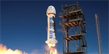 Společnost Blue Origin úspěšně otestovala raketu New Shepard s kapslí NS-14