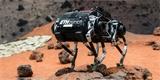 Kráčející rover by se mohl vydat do dosud neprozkoumaných oblastí Marsu