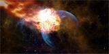 Nový nápad pro planetární obranu: planetce postavíme do cesty minové pole. Takové hejno výbušných tyčí
