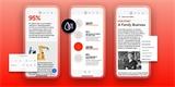 Adobe Liquid Mode slibuje, že budou PDF dokumenty a knížky opět čitelné i na malém mobilu