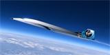 Koncept supersonického letadla od Virgin Galactic připomíná legendární Concorde. Spolupracuje i Rolls-Royce