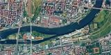 Kde najít aktuální letecké mapy, když je Google ani Mapy.cz ještě nemají?