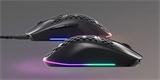 Nové herní myši SteelSeries Aerox 3 jsou sice děravé jako ementál, přesto dokážou odolat vodě
