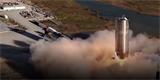ELONOVINKY: Starship SN5 úspěšně odstartoval. Cesta k planetám se přiblížila