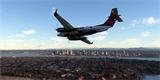 Další aktualizace MS Flight Simulatoru přináší detailněji zpracované Spojené státy