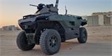 Izrael představil nejnovější bojové robotické vozidlo REX MK II pro pozemní operace