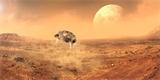 Čínský hypersonický dron by mohl přepravovat lidi i zboží mezi budoucími marsovskými koloniemi