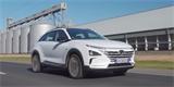 900 km na 6,3 kg paliva. Hyundai Nexo má nový světový rekord v dojezdu na jednu nádrž vodíku