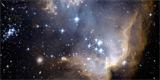 Astrosnímek týdne: Hvězdokupa NGC 602