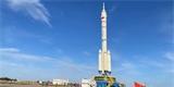 Sledujte start čínské pilotované mise k modulu Tianhe