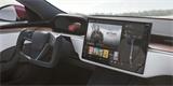 Elon Musk ukázal, jak se dá v nových Teslách hrát Cyberpunk 2077. Výkon je srovnatelný s PS5
