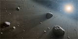 Dva záhadné objekty v pásu asteroidů mezi Marsem a Jupiterem se zdají být plné organické hmoty