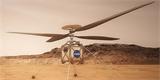 Vesmírné zprávy: První vrtulový let mimo Zemi byl úspěšný