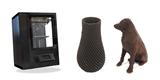 Cocoa Press je 3D tiskárna, která tiskne čokoládu