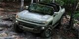 Tisíc koní pod kapotou a rychlé nabíjení: Automobilka General Motors konečně představila elektrický Hummer