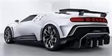 Bugatti Centodieci: Unikátní sporťák za čtvrt miliardy má 16válcový motor, 4 turba a výkon 1600 koní