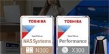 Toshiba uvádí 18TB pevné disky. Jsou první, které zapisují pomocí mikrovln