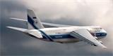 Obří letoun dolétal: ruské aerolinky uzemnily po nehodě všechna letadla An-124 Ruslan