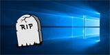 Smrt Windows 10 je téměř jistá. Microsoft odhalil datum ukončení podpory verze Home a Pro