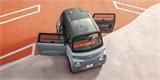 Městská mobilita dle Citroënu: prťavý elektromobil Ami pro dvě osoby za 510 Kč měsíčně