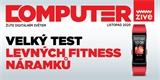 Právě vychází listopadový Computer: otestovali jsme fitness náramky a levné záložní zdroje