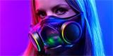 Razer Zephyr je podsvícená filtrační maska. To kdyby vám doba covidová přišla málo šílená…