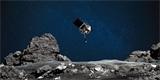 Podívejte se, jak vesmírná sonda OSIRIS-REx zanechala stopu na asteroidu Bennu