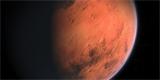 Důkazy o existenci života na Marsu mohly být ničeny kyselými tekutinami