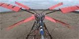 Ruští inženýři se při stavbě letadla Serenity inspirovali vážkou. Má několik sad křídel