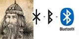 Před 32 lety se začalo rodit Bluetooth. Znáte význam jeho tajemného loga?
