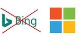 Samostatný Bing zřejmě skončí a zahodí typické logo s velkým B. Microsoft si ho přidá do rodiny