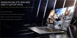 Geforce RTX 3050 a 3050 Ti: notebooky dostávají levné karty pro DLSS a ray-tracing efekty