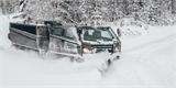 Pásový transportér Beowulf je určený pro provoz v polárních oblastech. Americká armáda brzy zahájí jeho testy