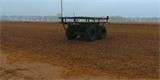 Ukrajinský taktický pozemní dron Centaur uveze až půl tuny nákladu