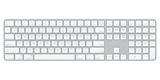 Apple začal samostatně prodávat bezdrátovou klávesnici Magic Keyboard s Touch ID