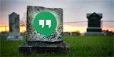 Značka Hangouts téměř končí. Google název odstraňuje z aplikace Chat i Meet