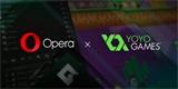 """Opera zvyšuje své """"gamerské"""" ambice. Po speciálním prohlížeči si pořídila herní engine"""