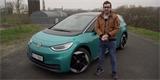 Elektromobil v praxi: Kolik v zimě ujede Volkswagen ID.3 a jak vypadá uvnitř