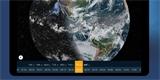 Meteoglóbus VentuSky se naučil zobrazovat satelitní snímky