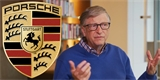 Starosti miliardářů: Bill Gates se pochlubil, že si koupil Porsche Taycan. Elon Musk je zklamaný