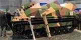 Robotický tank TRX veze 50 sebevražedných dronů Switchblade. Tohle je zbraň nové doby