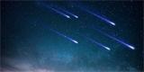 Noční oblohu rozzáří dva meteorické roje najednou. Připravte si seznam přání