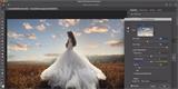 Když při focení prší, tak na snímcích prostě vyměníte oblohu za hezčí, slibuje Adobe Photoshop