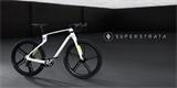 Tak může vypadat budoucnost cyklistiky: Superstrata tiskne z karbonových vláken kola na míru