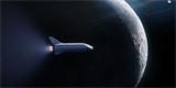 SpaceX chystá první testovací let prototypu kosmické lodi Starship